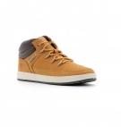 Chaussures Enfant Timberland Davis Square Hiker - Wheat nubuck