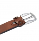 Ceinture Homme Timberland Cow Leather Belt - Cuir de vachette