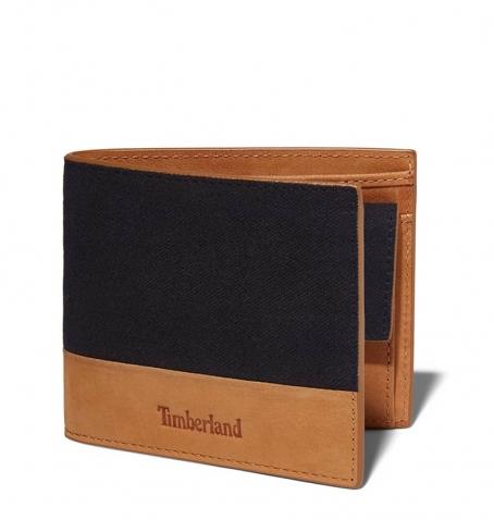 Portefeuille Homme Timberland Braeburn Billfold Wallet Coin pocket