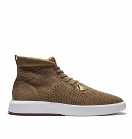 Chaussures Homme Timberland Truecloud EK+ Chukka Knit - Olive