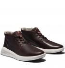 Chaussures Homme Timberland Bradstreet Ultra Chukka - Marron foncé