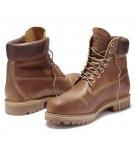 Boots Homme Timberland Heritage 6-inch Premium - Burnt Orange