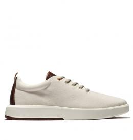Chaussures Homme Timberland Truecloud EK+ Sneaker Canvas - Natural