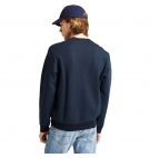 Sweat Col rond Homme Timberland Recomfort Brand Carrier Signature EK+