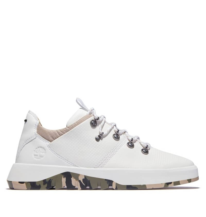 chaussures homme timberland couleur blanche