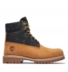 Boots Homme Timberland Heritage 6-inch WP Boot - Blé nubuck avec camouflage