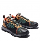 Chaussures Homme Timberland  Treeline STR Low - Blé nubuck et camo