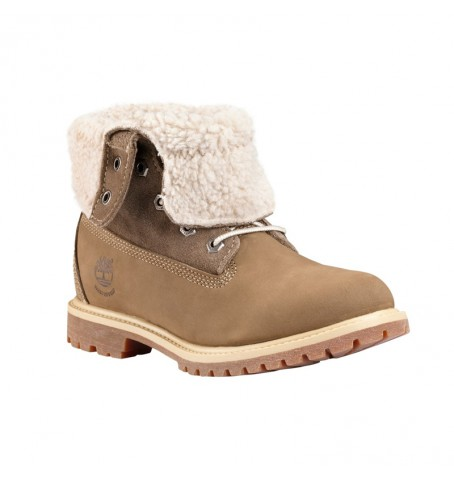 Timberland 8330R - Authentics Teddy Fleece WP Fold Down Boots Femme
