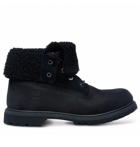 Timberland 8149A - Authentics Teddy Fleece WP Fold Down Boots Femme