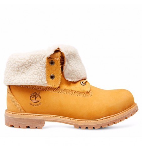 Timberland 8329R - Authentics Teddy Fleece WP Fold Down Boots Femme
