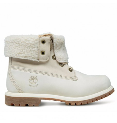 Timberland 8331R - Authentics Teddy Fleece WP Fold Down Boots Femme