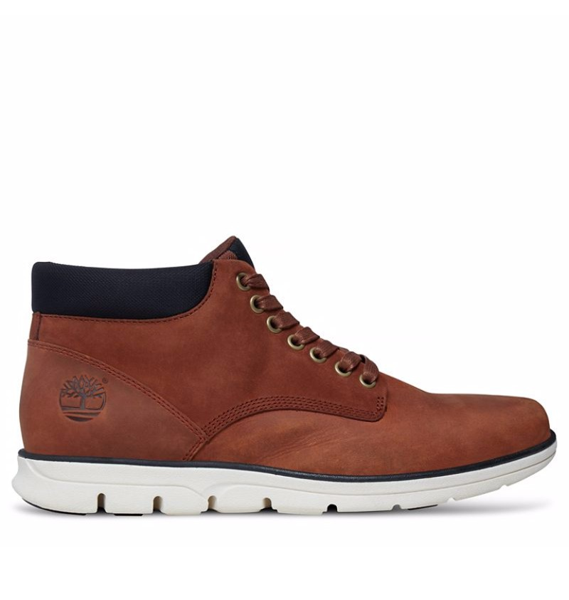 Bradstreet Waterproof Goretex, Bottes Chukka Homme, Marron (Dark Brown), 43 EUTimberland