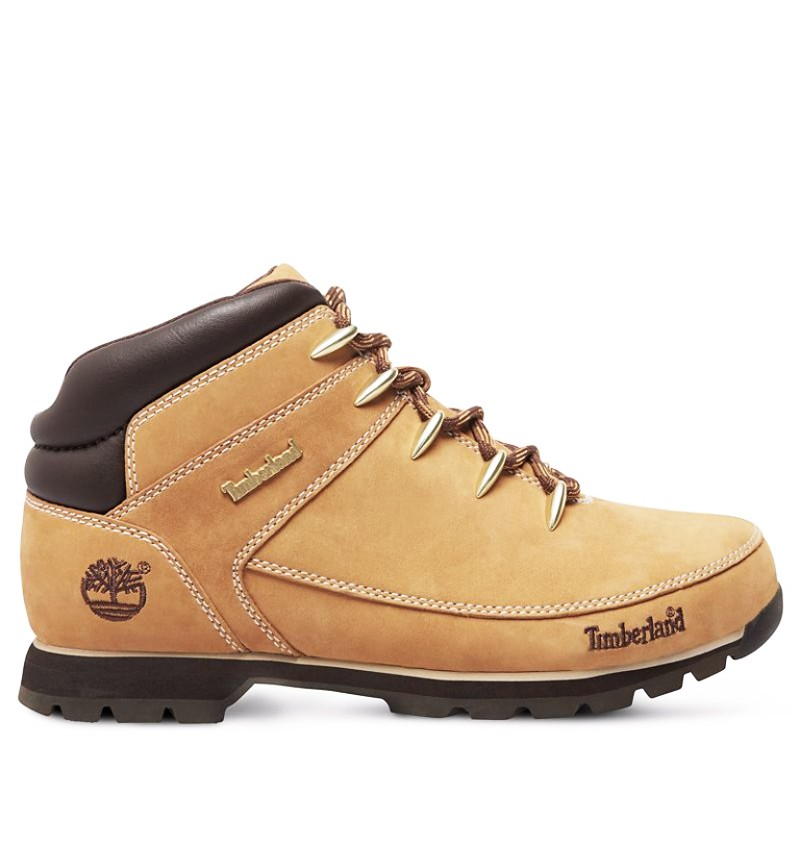 Chaussures Timberland Euro Hiker grises homme 5Tmsa