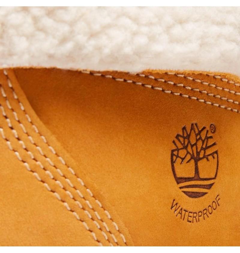 timberland fur boots