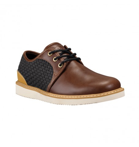 Timberland A17AP - Newmarket Mixed Media Oxford Homme