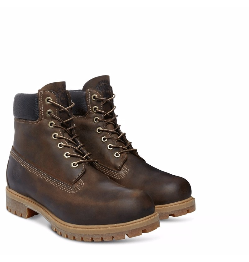 timberland icon 6-inch heritage premium boot homme
