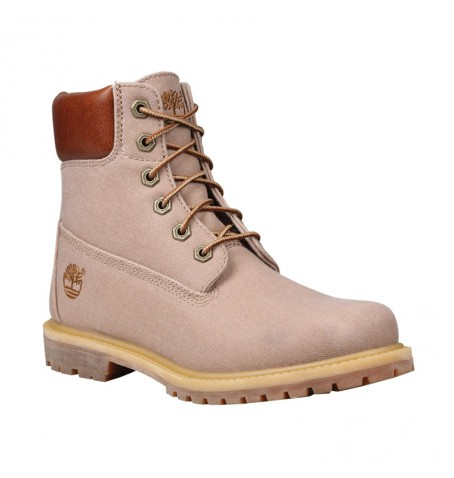 Timberland A14P1 - 6-inch Premium Fabric Boot Femme