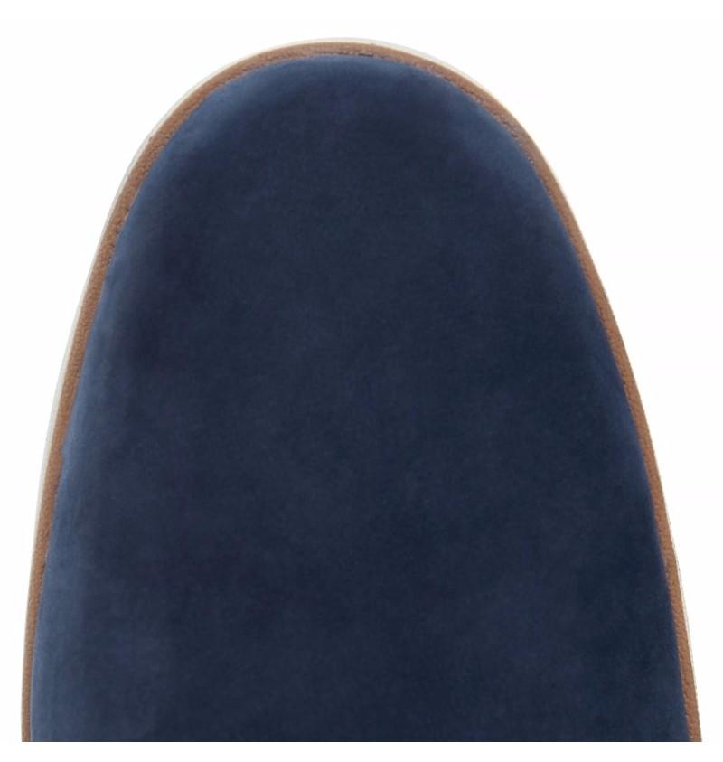 timberland bleu marine