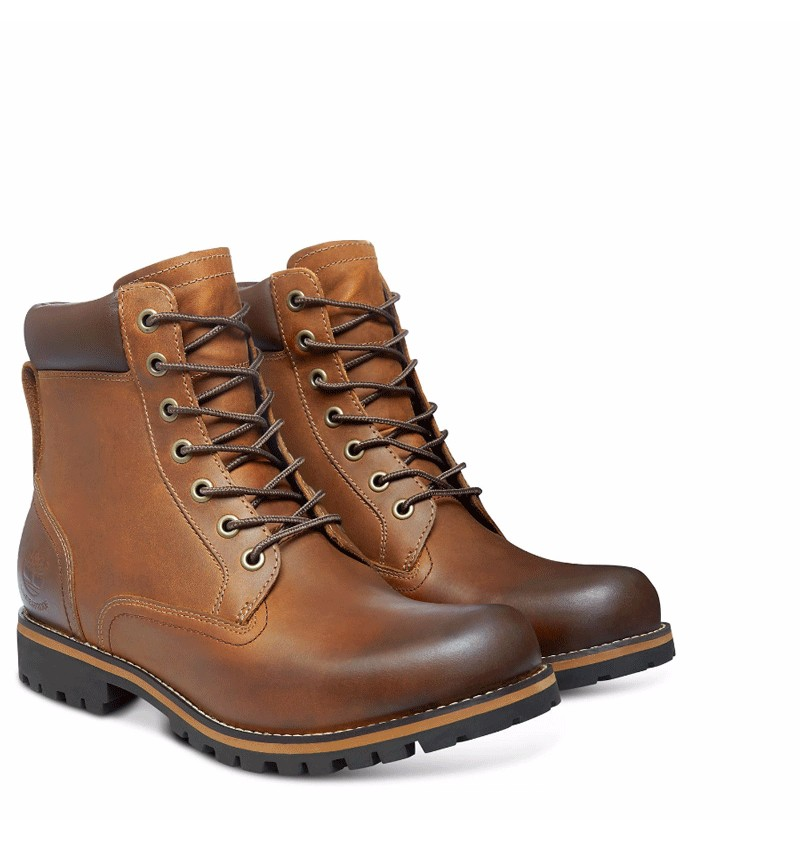 timberland boots rugged
