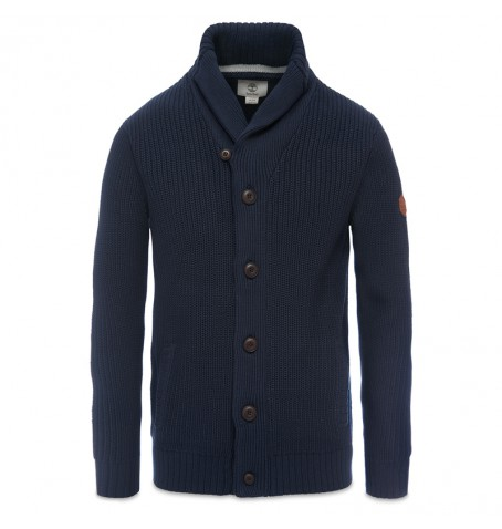 Timberland A14YH - Stop River Shawl Cardigan Homme