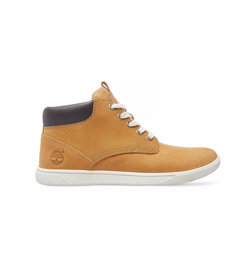 Timberland 6094B Groveton Leather Chukka Junior