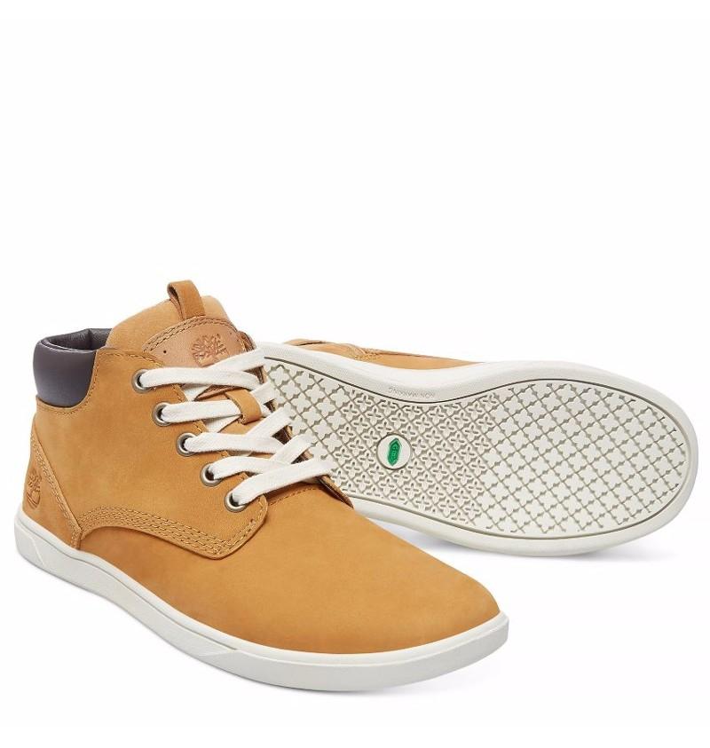 Timberland Groveton Leather Chukka 6094B 9Ng7PGO