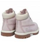 Boots Petite Fille Timberland 6-inch Premium Waterproof Boot - Lavender nubuck