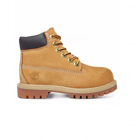 Boots Petit Enfant Timberland 6-inch Premium Waterproof Boot - Blé nubuck