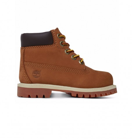 timberland marron enfant