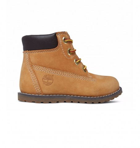 Timberland A125Q - Pokey Pine 6-inch Boot With Side Zip Enfant
