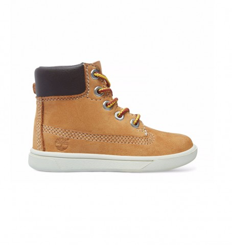 Timberland A163E - Groveton 6-inch Lace With Side Zip