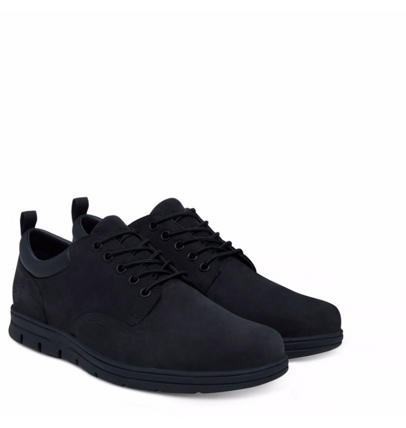 Bradstreet 5 Eye Ox, Oxfords Homme, Noir (Black), 43 EUTimberland