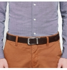 Ceinture Cuir Homme Timberland Classic Reversible Smooth Leather Belt