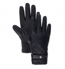 Gants Cuir Homme Timberland Premium Leather Glove - Noir