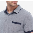 Timberland A14E2 - Millers River Oxford Polo Homme