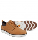 Chaussures Homme Timberland Bradstreet 5-Eye Oxford - Wheat Nubuck