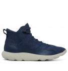 Chaussures Homme Timberland Flyroam Leather Hiker - Bleu marine