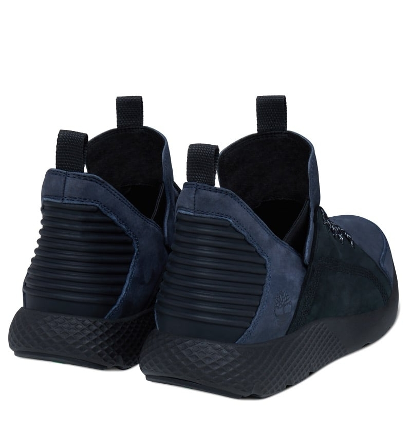 Chaussures Homme Timberland Flyroam Wedge Bleu marine nubuck