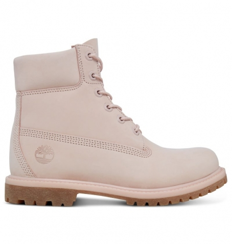 Boots Femme Timberland Icon 6-inch Premium WP Boot - Rose nubuck