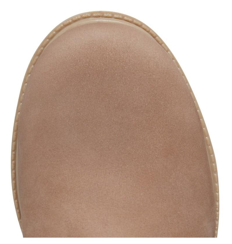 Støvler Femme Timber Icon Seks-tommers Premium - Hvete Nubuck fs8NP6S