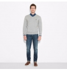 Pull Homme Timberland Williams River V-Neck - Coupe Droite