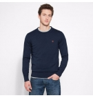 Pull Col Rond Homme Timberland Williams River Crew - Coupe droite