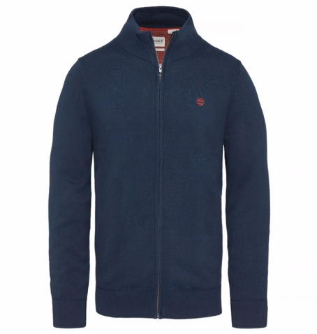 Pull moucheté Homme Timberland Williams River Full Zip