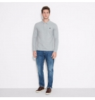 Polo Homme Timberland LS Millers River - Coupe Slim