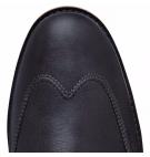 Chaussures Homme Timberland Preston Hills 6-inch Brogue Boot - Gris ardoise