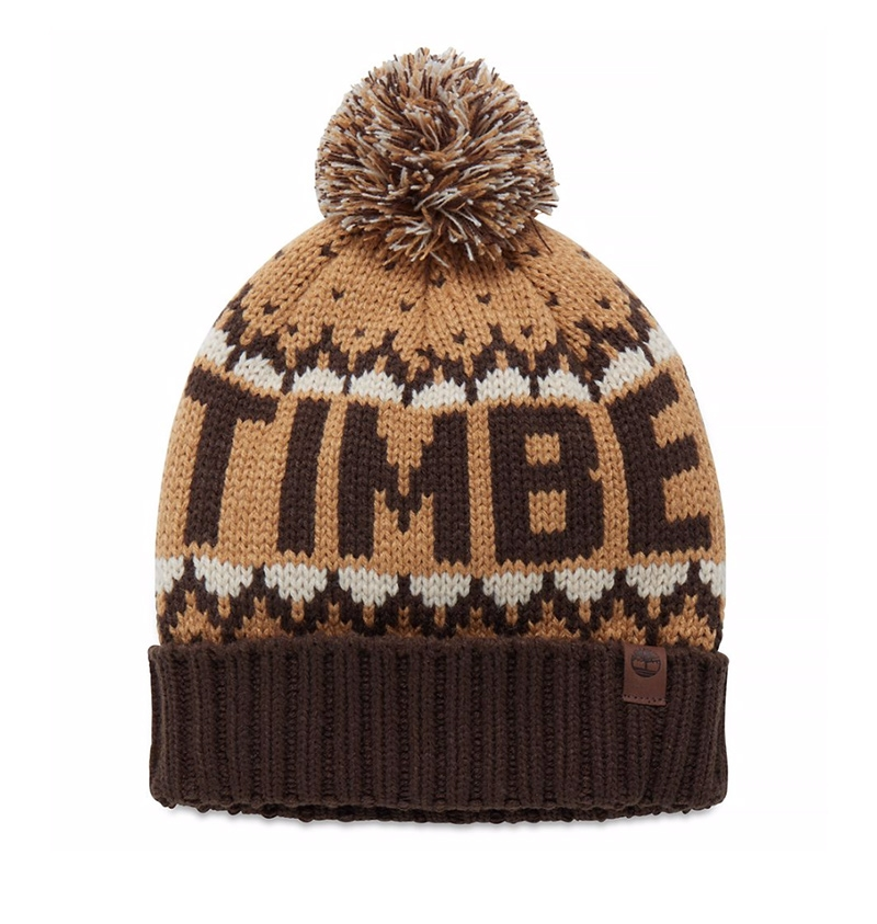 Bonnet Homme Timberland Thick Gauge Marled Beanie
