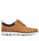 Chaussures Homme Timberland Bradstreet 5-Eye Oxford - Wheat Nubuck