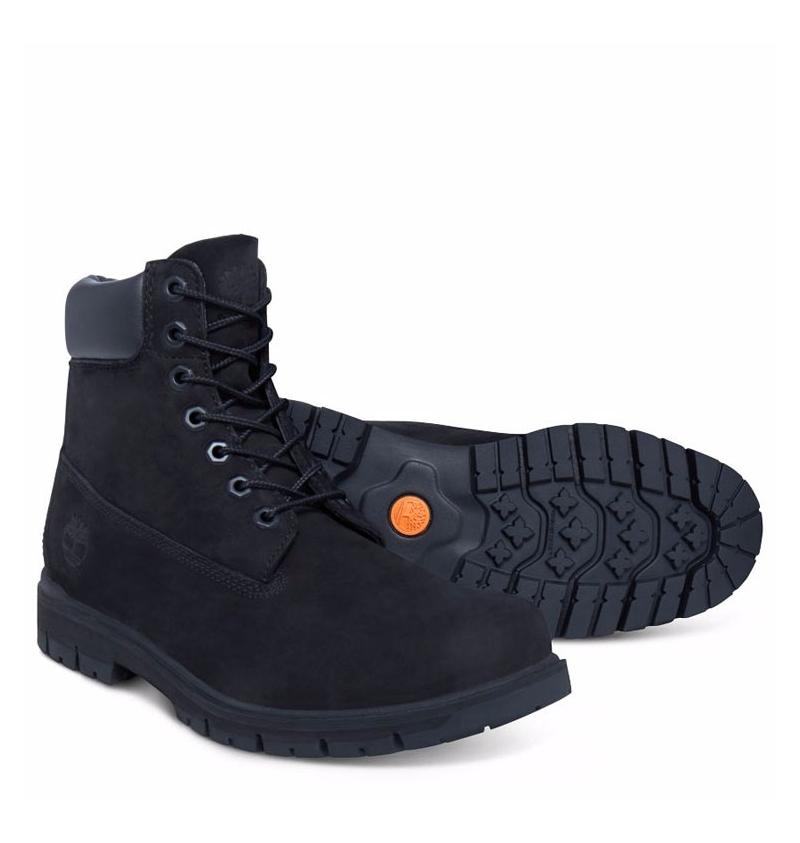 d58137d0c8e Boots Homme Timberland Radford 6-inch Waterproof Boot - Noir nubuck