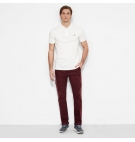 Polo Homme Timberland SS Merrymeeting River Stretch Pique Polo Slim