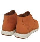 Chaussures Homme Timberland Franklin Park Brogue Chukka - Marron nubuck